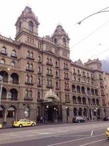Hotel Windsor, Melbourne