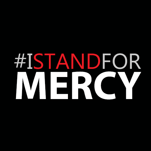 I Stand for Mercy