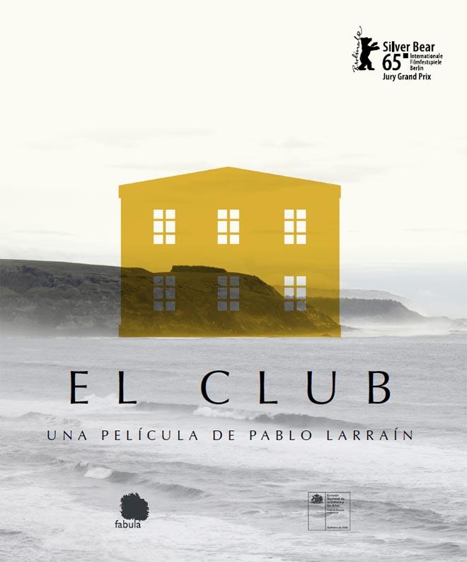 El Club Torrent Legendado (2015)